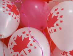 Genevieve 's Canada Day / Canada Day! - Photo Gallery at Catch My Party 23rd Birthday, Birthday Celebration, Canada Celebrations, Canada Day Party, Philly Style, Schools Around The World, Happy Canada Day, Canadian Girls, O Canada