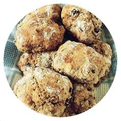 In need ofa sweet treat to spice upa cold winter's day?Well, luckily for you, I have just thething! Fresh from the ovenandaccompanied with nothing buta generous helping of butter, these scon...