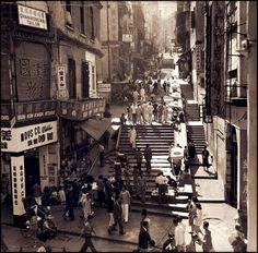 1950年代砵甸乍街