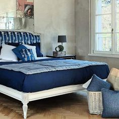True Blue Beautiful: At Home | ZsaZsa Bellagio - Like No Other