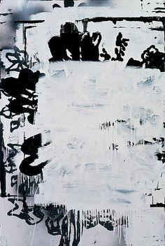 Christopher Wool, Untitled, 1994, Enamel on aluminum, 132.08 X 88.9 cm