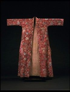 18th Century Costume for Men. The dressing gown was known as a banyan and were worn casually and at home.