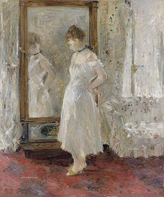 Mujeres pintoras: La impresionista Berthe Morisot - Trianarts