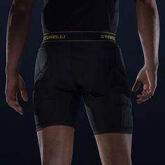 BodyShield Sliding Shorts - Black | Compression | Storelli Sports