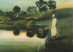 Blå midnatt Rudolf Steiner, Contemporary, Artist, Painting, Artists, Painting Art, Paintings, Painted Canvas, Drawings