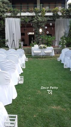 Zona de ceremonia civil. DecoFloral/Eventos/PettyPerezManglano
