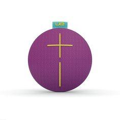 UE ROLL Wireless Mobile Bluetooth Speaker (Waterproof and Shockproof) - Sugarplum(Certified Refurbished)