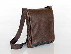 Personal Size Muzetto #leather #bag #brown #ipad $179.00