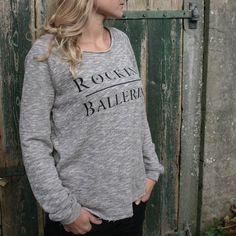 Rocking Ballerina sweater www.raine.nl