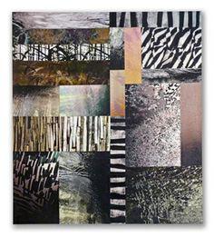 Michael James Studio Quilts Portfolio - Recent Work cotton & dyes