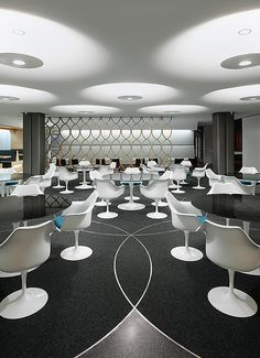 After designing the customer service centre for the new WGV insurance group headquarters