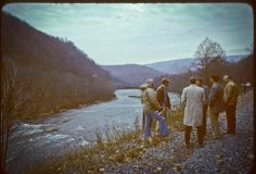 November 1978 - Western PA Conservancy transferred the Western MD Railway land to Ohiopyle State Park.