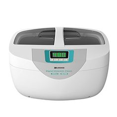 Ultrasonic Cleaner, UKOKE Professional Ultrasonic Jewelry Cleaner with Timer, Portable Household Ultrasonic Cleaning Machine, Electronics Eyeglasses Watch Ring Diamond Retainer Denture Clean Ultrasonic Jewelry Cleaner, Eyeglasses, Household, Cleaning, Decoration, Eyewear, Decor, Decorations, Home Cleaning