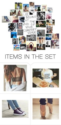 """""""Life Begins at the End of Your Comfort Zone"""" by ryeannsteinhoff on Polyvore featuring art"""