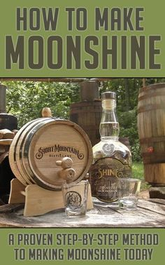 Amazon.com: How to Make Moonshine: A Proven Step by Step Method to Making Moonshine Today (Moonshine, Moonshine Recipe, Moonshiners, Moonshine Still, Moonshine 101, ... Series, Moonshine Making, Moonshine Down) eBook: Brian Hartman: Kindle Store