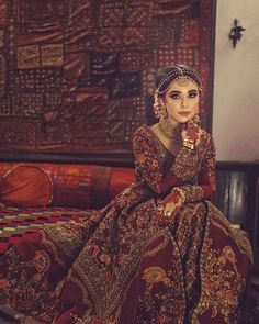#pakistaniwedding #pakistanibride ....A bridal shoot which is so close to my heart ♥️@ryan.hikmat 's barat editorial #officialfahadhussayn × @pictroizzah × @zaragul.official