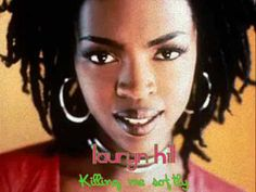 Lauryn Hill- Killing Me Softly~ this is  exaclty how i felt the first time i heard Adele sing. i wanted her to stop, not because i didn't like it, but because i felt like she was telling everyone how i felt. what i was hiding for so long was exposed for all to hear. it's a powerful feeling.