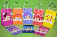 Hand Made Lolly Bags
