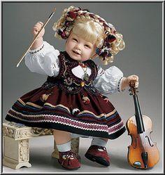 Austrian doll