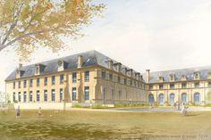 Histoire et Patrimoine immobilier Châtillon Architecte rénovation abbaye…