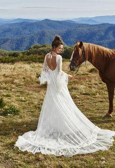 Country Wedding Dress (1)