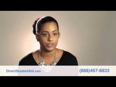Get help with your student loans. http://www.directstudentaid.com client testimonial shares how Direct Student Aid helped her apply for federal government st…