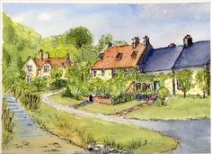 Pen and Wash Pam Taylor