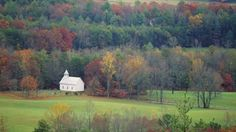 Webshots - Cades Cove Methodist Church, Smoky Mountains, Tennessee