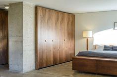 Walnut IKEA Closet - Contemporary - Bedroom - new york - by ...