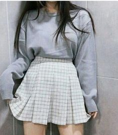 Korean fashion has been trending for many years, and it's for good reasons. With Korean's approach to outfits, accessories, and shoes, it is no doubt how many people search for Korean fashion trends for great looks. Kawaii Fashion, Cute Fashion, Look Fashion, Girl Fashion, Fashion Outfits, Fashion Ideas, 90s Fashion, Fashion Hacks, Fashion Quotes