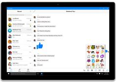 Microsoft just announced that Facebook and Facebook Messenger apps are now available for Windows 10, while Instagram is hitting Windows 10 Mobile.