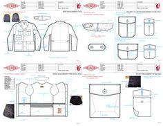 Tech Pack Samples by Bruce Johnson at Coroflot.com