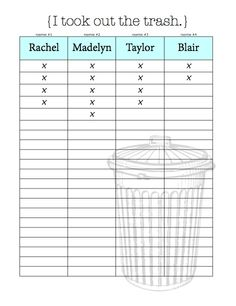 24 Best Roommate Chore Charts Images Cleaning Cleaning Hacks Cleaning Schedules
