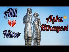 Sen Anlat Karadeniz - Ali Nino Aşkı Heykeli Hikayesi♥️♥️♥️ - YouTube