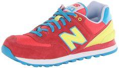 New Balance, Sneaker donna Multicolore multicolore: Amazon.it: Scarpe e borse