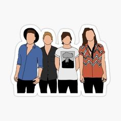 One Direction Tickets, One Direction Fan Art, One Direction Cartoons, One Direction Lockscreen, One Direction Drawings, One Direction Wallpaper, One Direction Pictures, Direction Quotes, Tumblr Stickers