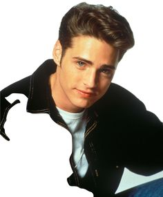 90210-Original-Brandon-Walsh-Jason-Priestley-Promo-Shoot-Denim-Shirt_burned