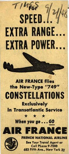 Vintage Travel and Tourism Ads of the 1940s (Page 14)