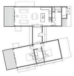 Versandbehälter Häuser, Transportbehälter, Solarhaus, Winzigen Häusern,  Grundrisse, Haus Pläne, Kabine, Auf Dem Land, Architektur Design Ideas