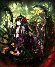Anime Art Fantasy, Fantasy Art Women, Dark Fantasy Art, Fantasy Girl, Fantasy Artwork, Fantasy Character Design, Character Art, Anime Warrior, Mythical Creatures Art