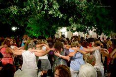 Ikariotikos traditional dance