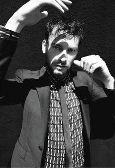 Ernesto D'Argenio for Style Magazine Italia ph Toni Thorimbert