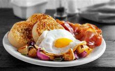 Tipica colazione anglosassone - Regno Unito
