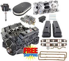 Chevrolet Performance - Silnik GM Goodwrench 350ci | www.hellcatcars.pl