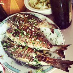 #fish #Grill #seafood #croatia #teasty