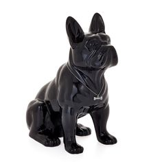 The Sitting French Bulldog - Black from Urban Barn is a unique home decor item. Urban Barn carries a variety of View All Sale and other products furnishings. Black French Bulldogs, White Bulldog, Sculptures, Lion Sculpture, Urban Barn, Chiaroscuro, Dot And Bo, Dog Names, Your Dog