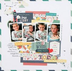 Celebrate in style! Love all the amazing products from Shimelle at American Crafts.