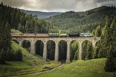 Instagram Users, Instagram Posts, Our World, Locomotive, New Experience, Europe, Trains, Landscape, Bridge