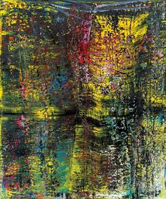 Slope [659] » Art » Gerhard Richter
