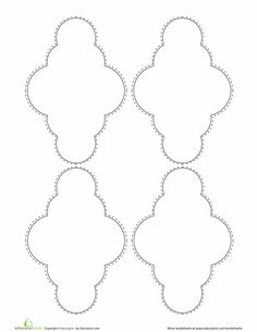 Worksheets: Paper Clouds